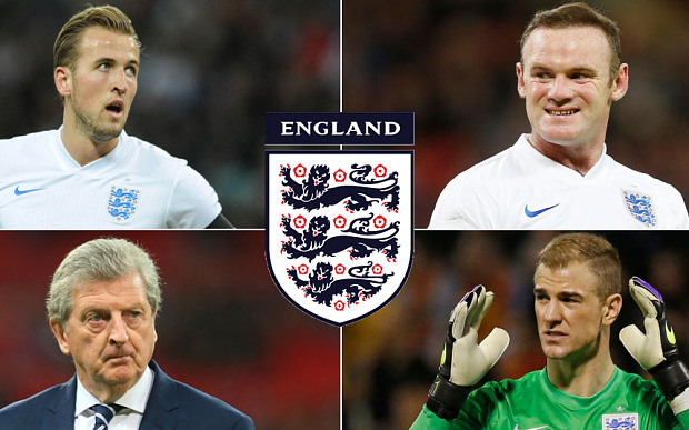 england at euro 2016